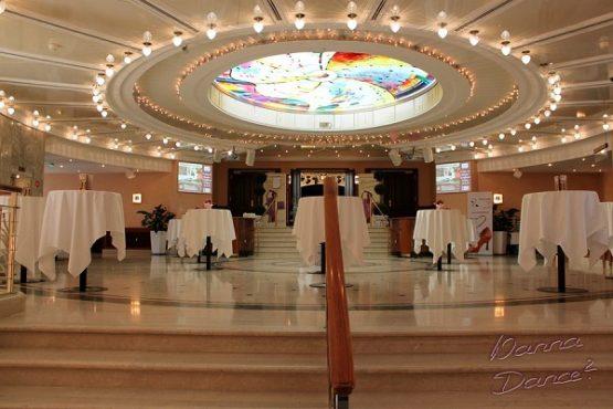 Casino Baden Foyer vor dem Festsaal
