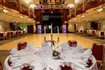 Weihnachtsball Arcotel Wimberger Ballsaal