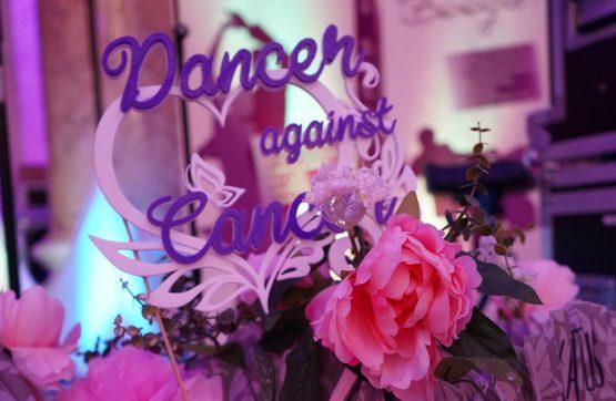 Dancer against Cancer Blumenbouquet
