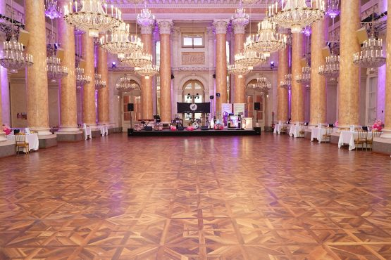 Zeremoniensall in der Hofburg