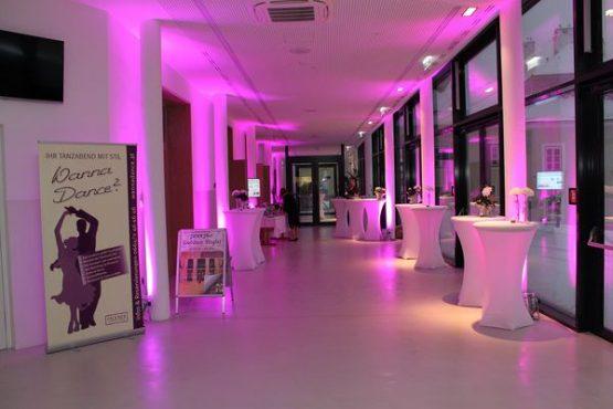 BRUNO Wintergarten und Foyer