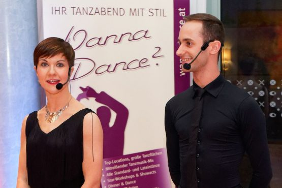 Quickstep-Workshop mit Babsi & Klemens