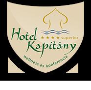 Hotel Kapitany Logo