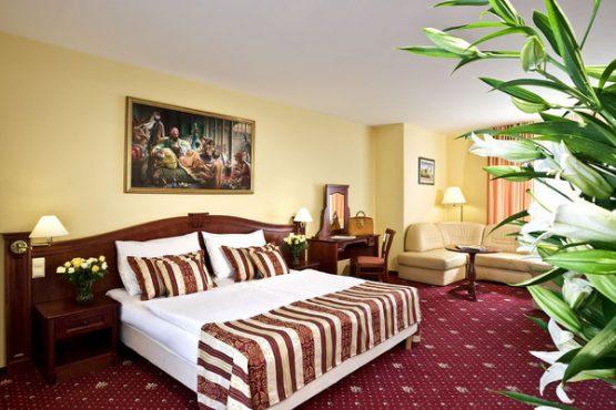 Hotel Kapitany Sumeg Zimmer