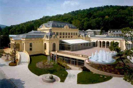 Casino Baden Außenansicht